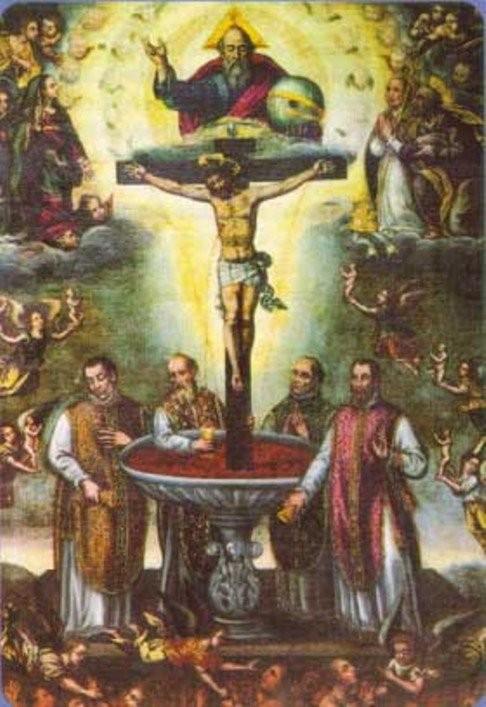 Резултат с изображение за preziosissimo sangue di gesù